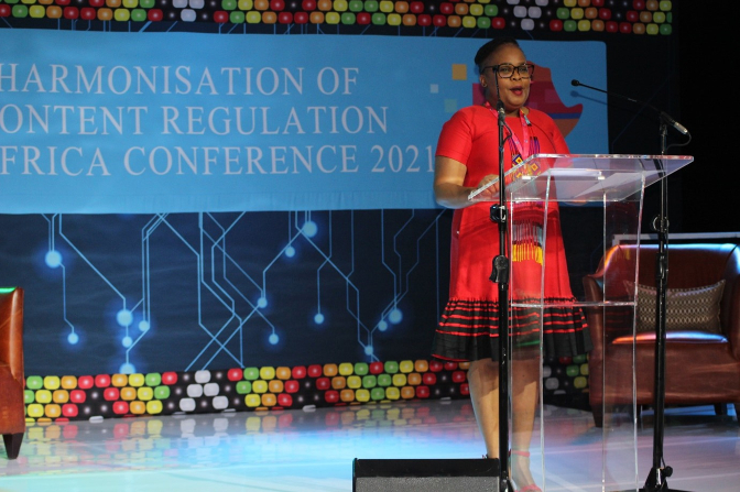 FPB invites INHOPE to address its Harmonisation of Content Regulation in Africa Conference