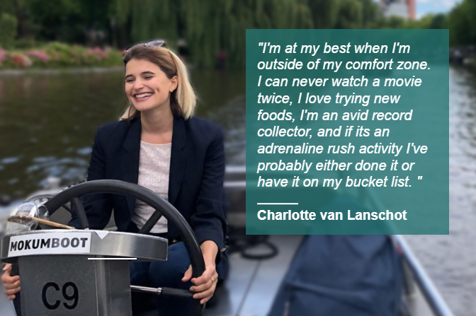 Meet Charlotte, INHOPE's Global Marketing Manager