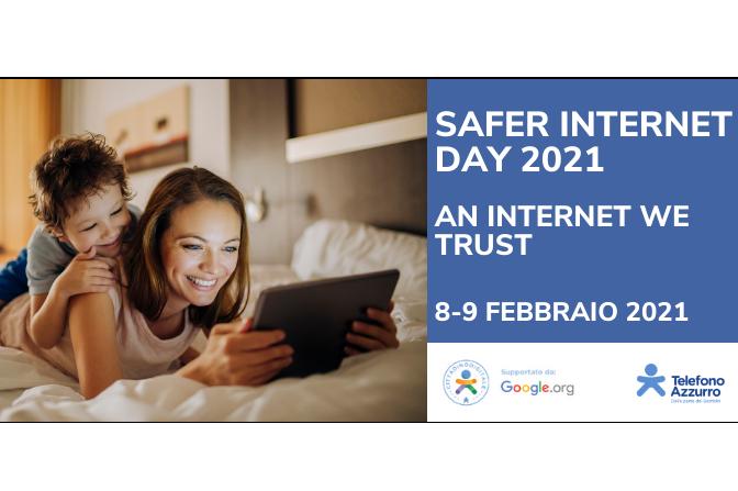 Telefono Azzurro celebrates the Safer Internet Day
