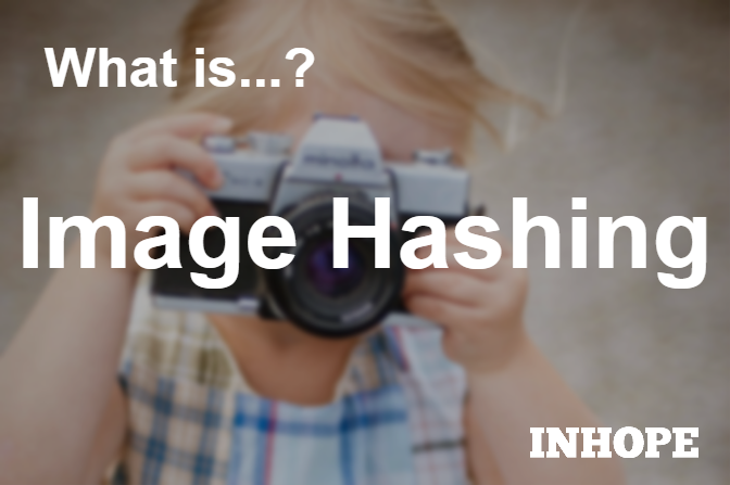 What is image hashing?