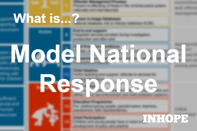 What is the Model National Response?